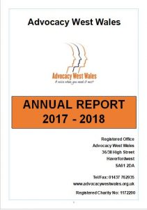 AWW Annual Report 2017-2018